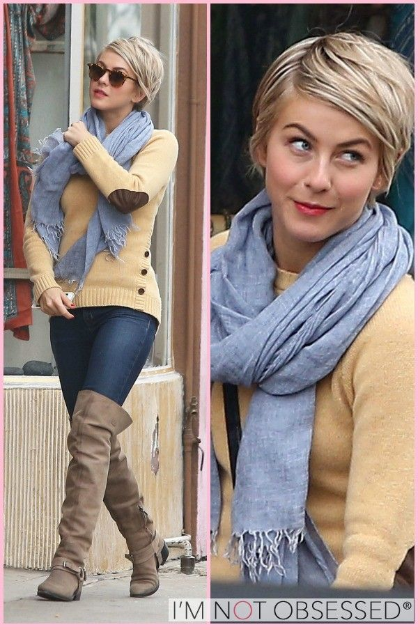 julianne hough short hair - Google Search