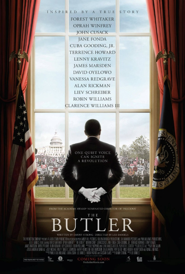 The Butler -LOVED LOVED LOVED this movie!