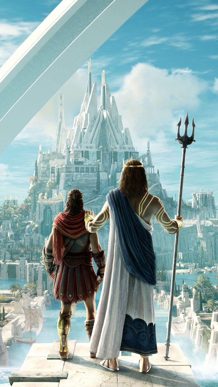 Assassin's Creed Odyssey Judgment of Atlantis 2019 Free 4K
