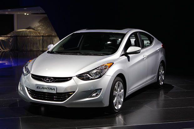 2012 Car of the Year-The Hyundai Elantra
