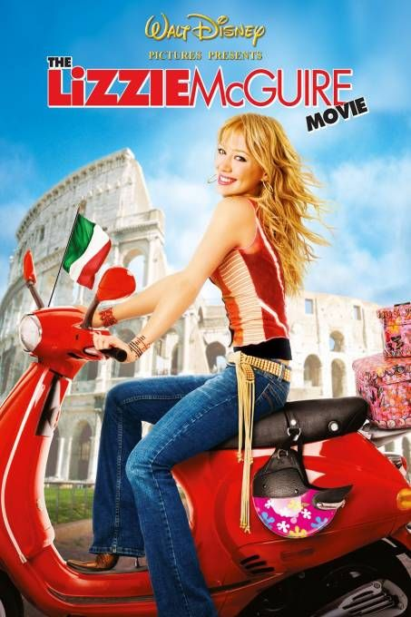 The Lizzie McGuire Movie  Description: The Lizzie McGuire Movie toont de komische verwikkelingen van de beminnelijke Lizzie en haar vrienden. Lizzie is net afgestudeerd en gaat op schoolreis naar Rome op zoek naar La Dolce Vita... In Rome wordt Lizzie aangezien voor Isabella; de zangeres van een populair Italiaans popduo en raakt ze in de ban van Paolo (de aantrekkelijke wederhelft van het popduo en Isabella's ex-vriendje).  Price: 2.99  Meer informatie