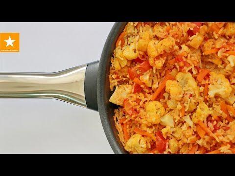 Рис с овощами от Мармеладной Лисицы. Вегетарианский плов универсальный рецепт…