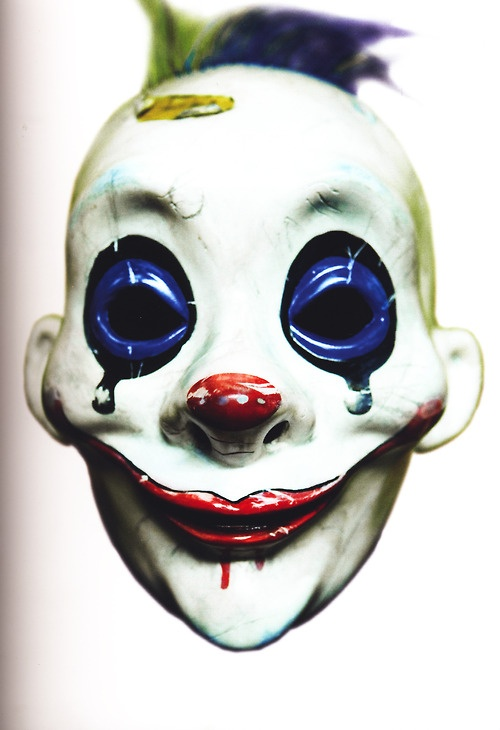 Joker Mask from ''The Dark Knight''