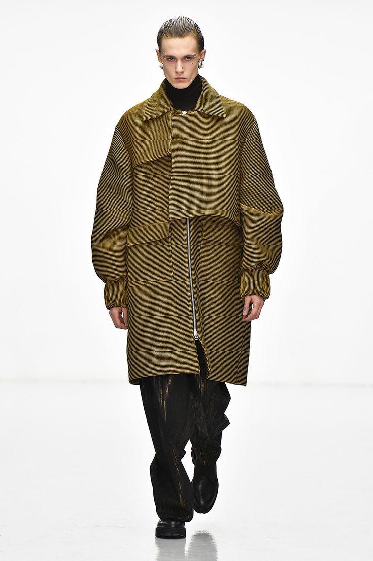 Sean Suen Fall Winter 2016 Otoño Invierno - #Menswear #Trends #Tendencias #Moda Hombre - F.Y!