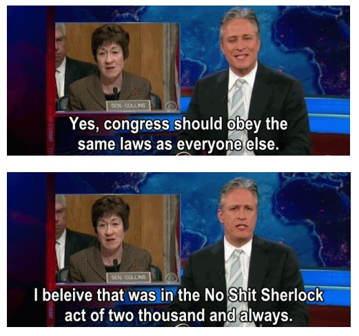 The Daily Show with Jon Stewart...I think I've pinned this before, but it deserves a re-pin