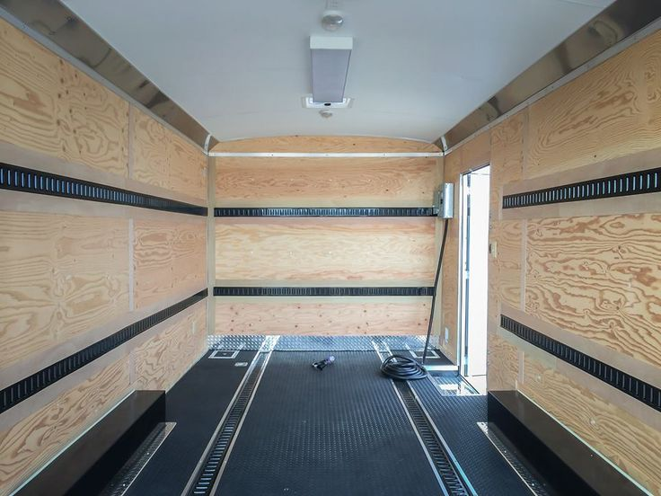 25 Best Ideas About Enclosed Trailers On Pinterest
