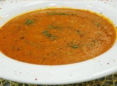 Mengen Çorbası