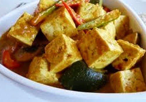 Tahu tempe karii #indonesianfood