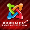 On 22-23 September in Poznań, a wonderful Polish city, a great thing will happen: the first Joomla! Day in Poland.