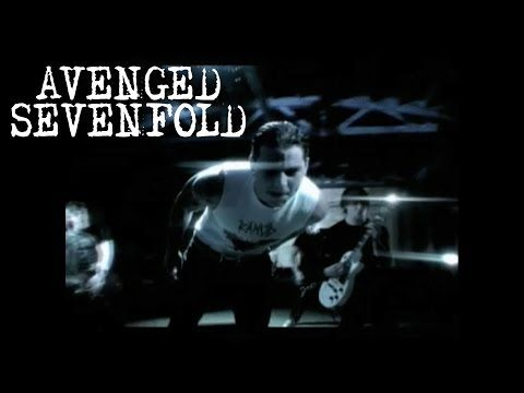 ▶ Avenged Sevenfold - Unholy Confessions (Original First Cut Music Video) - YouTube