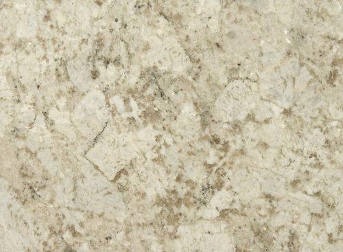 White Galaxy prefab Granite Countertop