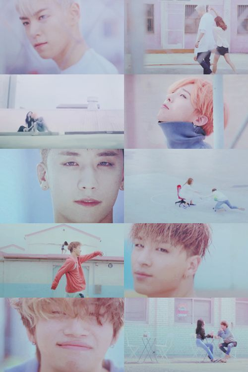 Big Bang - let's not fall in love. This is one of my most played songs lately. Love it.