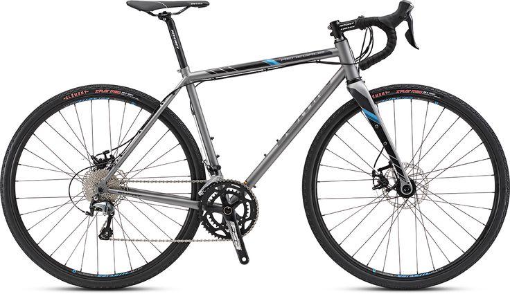 Jamis Renegade Expat $1,199 list chromoly frame, carbon fork, 700x36x tires, Tiagra