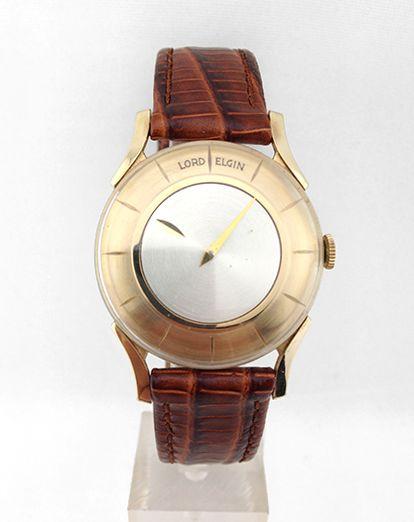 Lord Elgin Futura Vintage Watch (Retroworx Collection)