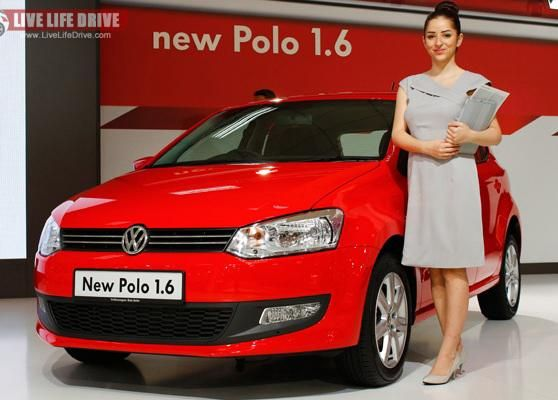 2014 Volkswagen Polo Exterior View 2014 Volkswagen Polo Full Review With Images