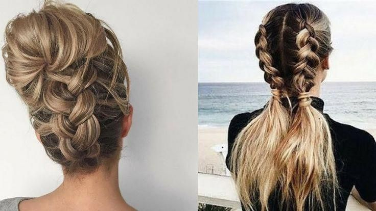 CUTE & EASY Everyday Hairstyles|| Quick Hair Tutorial. #2 #Cute #easy #everyday #Hair