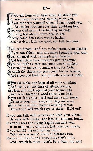 Rudyard Kipling's Desk