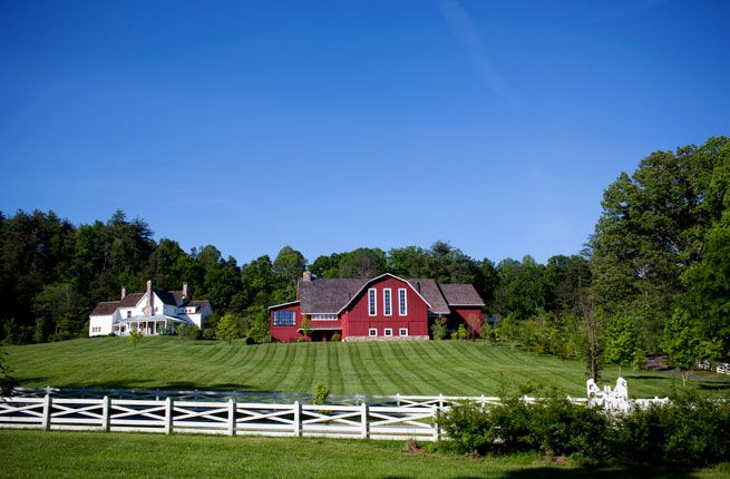 Best Thanksgiving Getaways Blackberry Farm is an all-inclusive culinary retreat in the Smoky Mountains