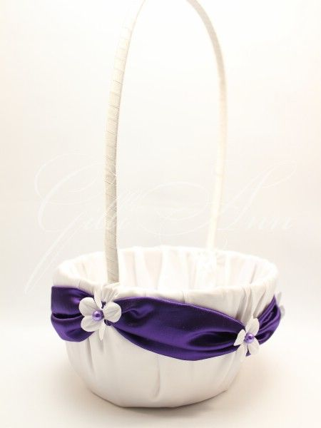 Корзинка для лепестков Gilliann Marissa BAS018 #basketschampagne #basketspetals