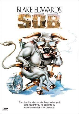 S.O.B. (1981) Written and directed by Blake Edwards. William Holden, Marisa Berenson, Julie Andrews, Robert Loggia, Robert Vaughn (in drag!), Rosanna Arquette, Robert Webber.  Simply hilarious.