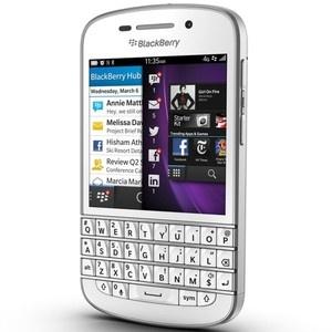 BlackBerry Q10, lanzamiento inminente