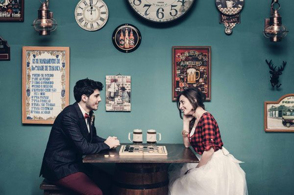 Un matrimonio al pub http://weddingwonderland.it/2015/06/matrimonio-al-pub.html