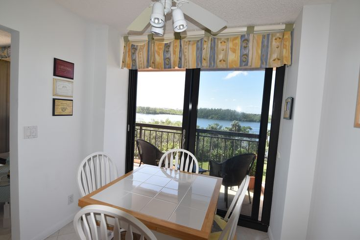 La Fontana Boca Raton Florida  Breakfast view 🌴☀️🌴