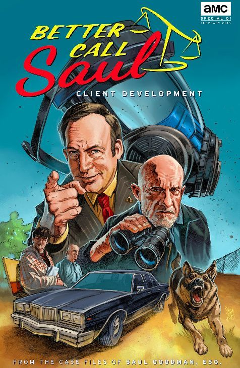 awesome AMC's 'Breaking Bad' spinoff 'Better Call Saul' now a digital comic bo... Euro Media Check more at http://ukreuromedia.com/en/pin/41379/