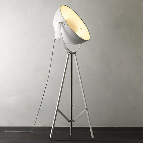 It's About Romi Hollywood Floor Lamp, White