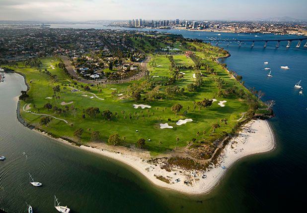 Gotta get here. Coronado Golf Course. #SanDiego