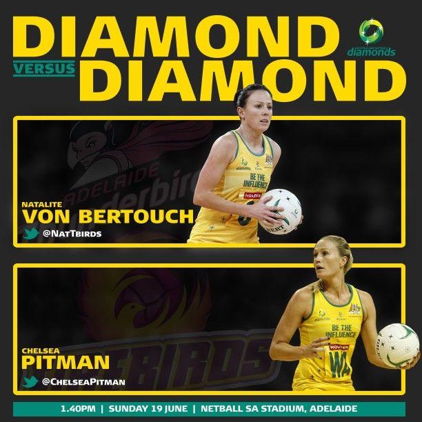 Diamond v Diamond: Nat von Bertouch v Chelsea Pitman