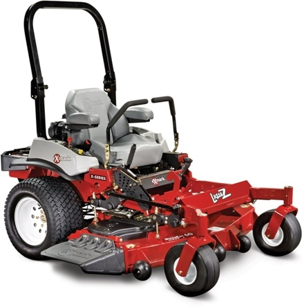 ZTR (Zero Turn) Mowers come in all sizes here at Krigger & Company