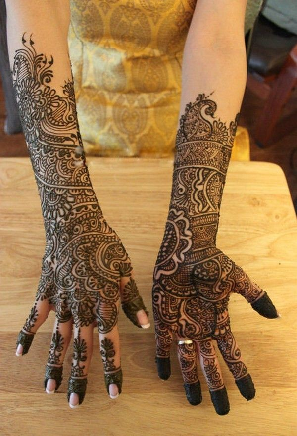 Rajasthani Mehndi Designs For Hands   #Feet #Hands #Legs #Bridal #MehndiDesigns