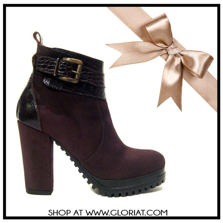 New In! LAYLA ankle boot!  Acquista qui --> www.gloriat.com