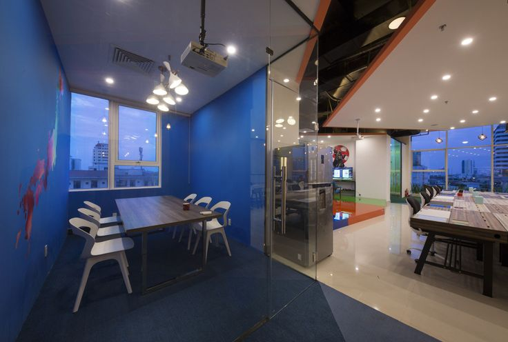 Office Tour: East Red Technologies Offices – Danang