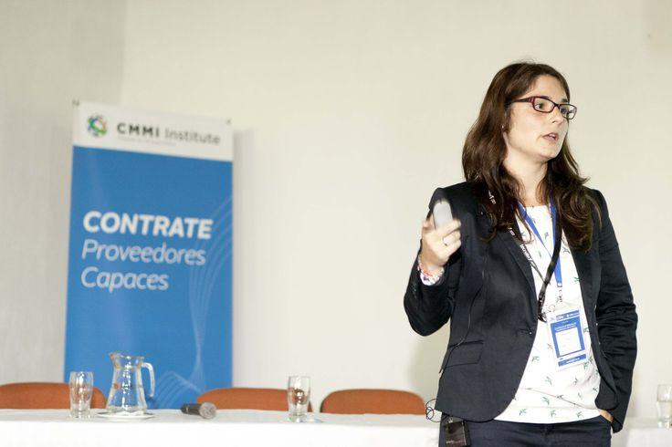 Mejora de procesos en entornos diversos    Luz Adriana Sepúlveda Gómez (Software Engineering on Time S.A.S, Colombia) – Significados acerca del proceso de implementación de un modelo de mejoramiento de procesos