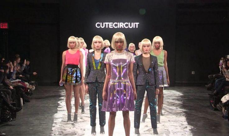 Η Τεχνολογια στο κοσμο της Μοδας-Fashion Technology http://idesign.com.gr/moda-texnologia-…shion-technology/