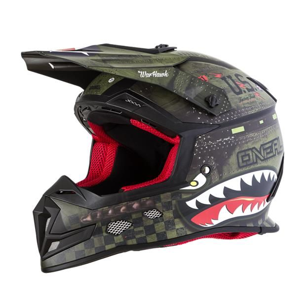 O Neal 5 Series Warhawk Helmet On Sale Best Reviews 2wheel Dirt Bike Helmets Motocross Helmets Dirt Bike Gear