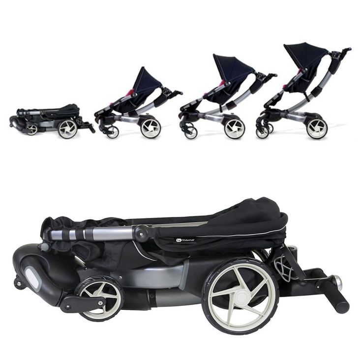 The 4moms Origami Stroller is the world's first and only stroller that folds and unfolds on its own at just a touch of a button. GetdatGadget.com