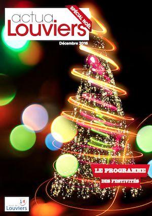 ActuaLouviers n°155 spécial Noël est en ligne !