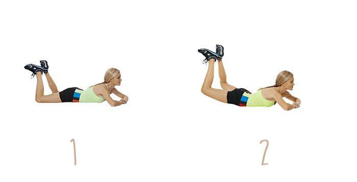 exercice cellulite