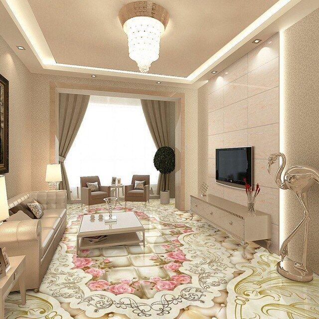 تركيب ارضيات ثلاثية الابعاد عجمان 0547309049 ارضيات 3d Floor Murals Floor Patterns Flooring
