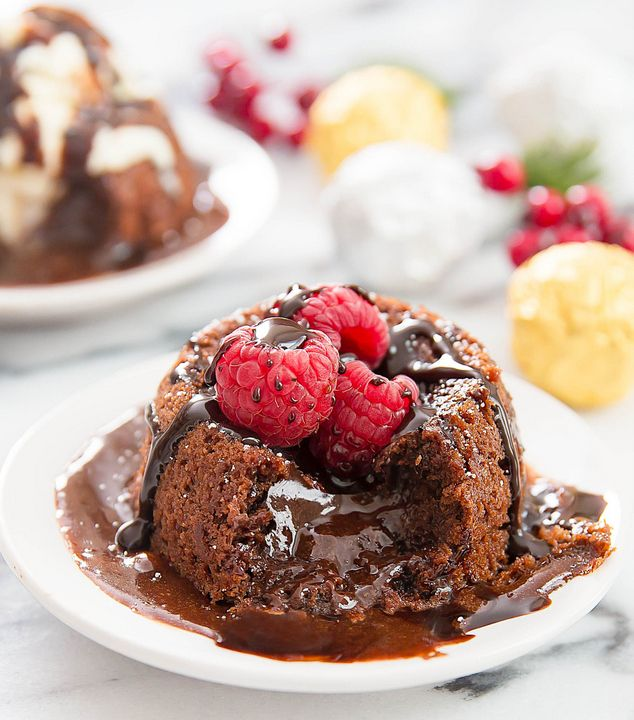 Molten Nutella Lava Cakes (4 Ingredients!) | Kirbie's Cravings | A San Diego food & travel blog