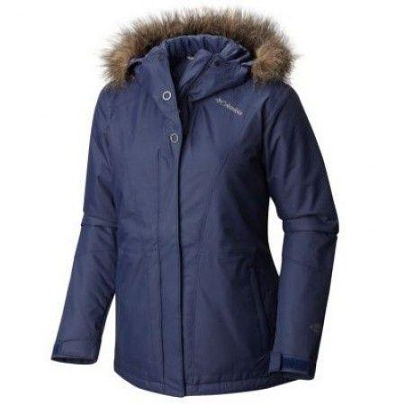 Ski jas blauw €159,95