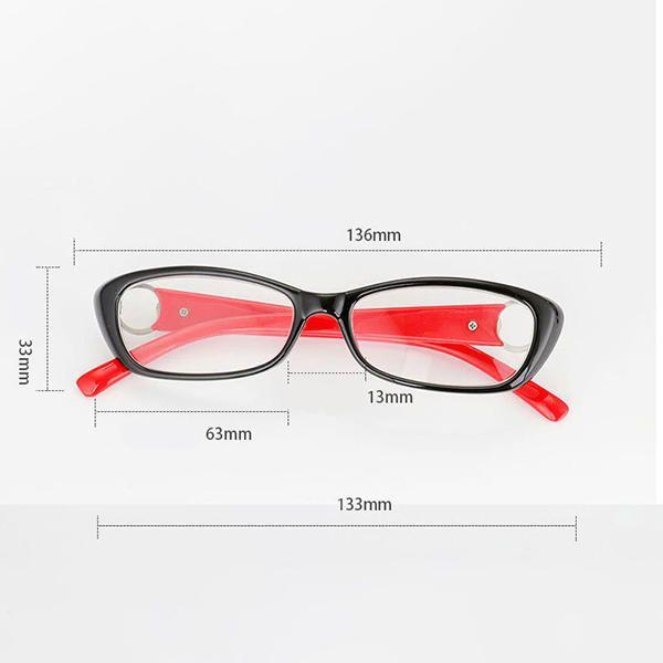 Women Anti-fatigue Resin Lens Lightweight Reading Glasses at Banggood