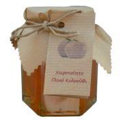ΠΑΡΑΔΟΣΙΑΚΟ ΓΛΥΚΟ ΚΟΛΟΚΥΘΑ  Παραδοσιακό γλυκό κολοκύθα. Για την παρασκευή του γλυκού χρησιμοποιούνται κολοκύθα άσπρη, ζάχαρη και χυμός λεμονιού (ή ξινό).  Καθαρό βάρος: 370γρ.