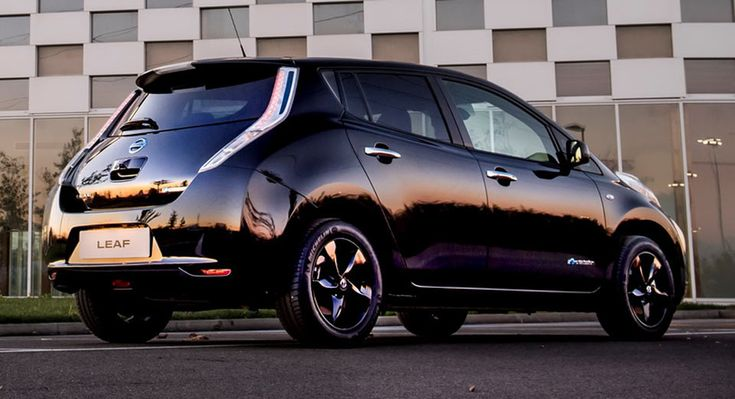 Nissan Leaf Black Edition Goes On Sale In UK Priced From 26890