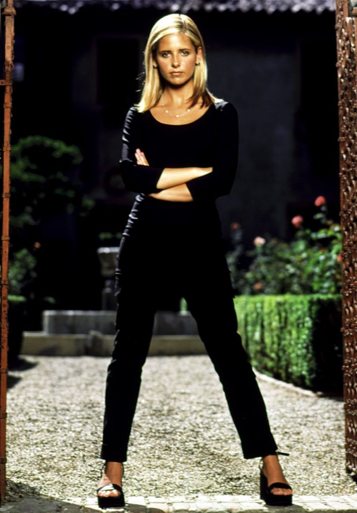 Buffy the Vampire Slayer - Season 3 Promo | Sarah michelle ...