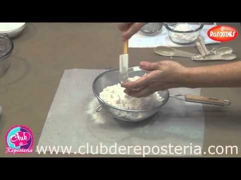 Harina para Pastel o Cake Flour - YouTube