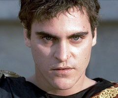 """""""It vexes me. I am terribly vexed."""" Commodus, Gladiator"""